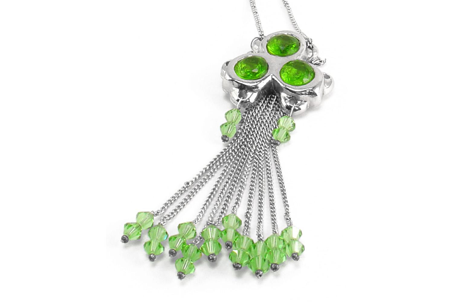 Trifoil Necklace